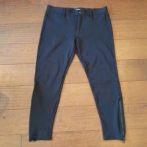 Madewell Black Skinny Ponte Pants